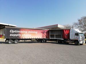 Crossroads Drivers Delivering Essential Goods